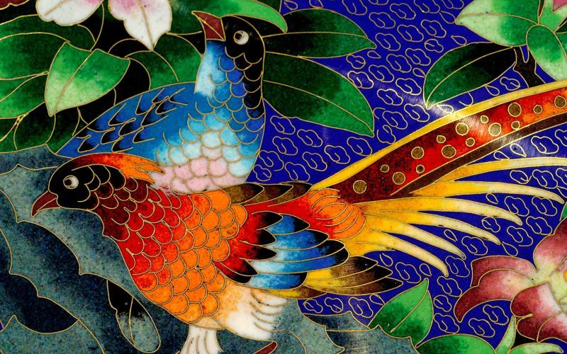 Cloisonne jewelry explained